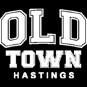 Altstadt von Hastings im Tommy-Stil