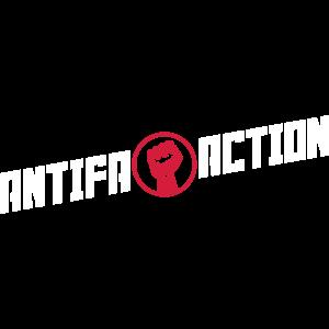 Antifa Action (Fist)