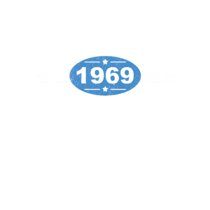 Vintage 1969 50th Birthday All Original Parts