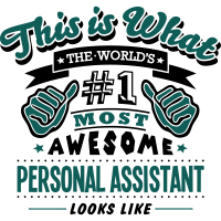 personal assistant world no1 most awesom