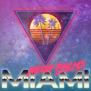 Neon Palms Miami Swoosh