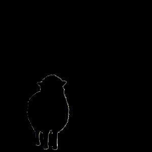 Ich möchte dieses Schaf streicheln