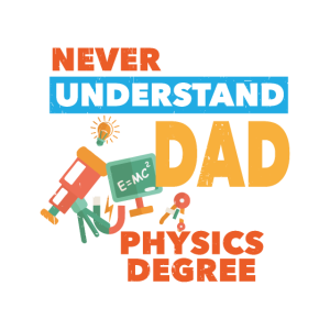Physik Wissenschaft Naturwissenschaft Geschenk