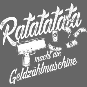 Ratatatata macht die geldzählmaschine