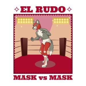 Lucha Libre Mexicana Retro | El Rudo