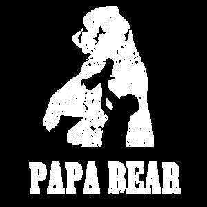 Papabär Papa Bär Geschenk