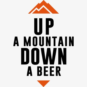 UP Mountain Down Beer