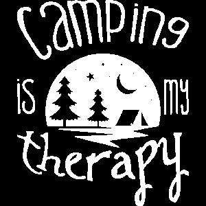 Camping ist meine Therapie