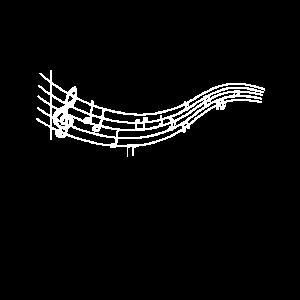 Musiknoten Musiker