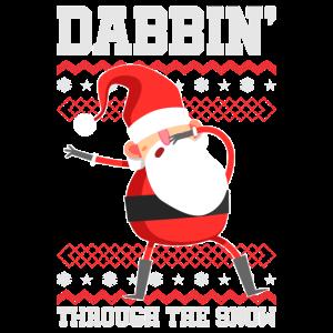 DABBIN Ugly Christmas Design