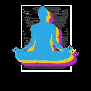 Yoga Schneidersitz Yogalehrer