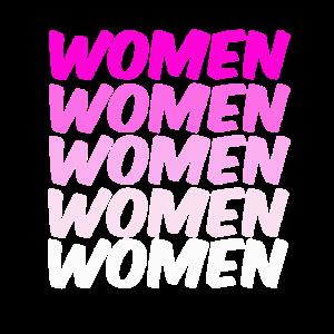 Women Women Women