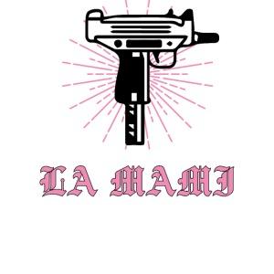 La Mami Uzi Pink