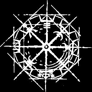 Vegvisir Wikinger Kompass Rune Symbol viking norse