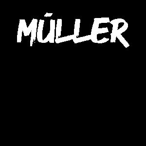 Mueller Müller Nachname