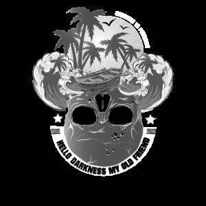 Hello darkness my old friend - Skull - Island