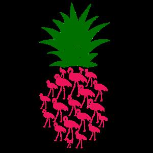 Ananas Flamingo