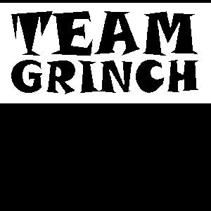 Team Grinch frohe grüne griesgrämige Weihnachten