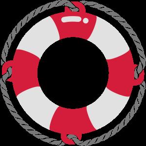 Rettungsring / life buoy (3c)