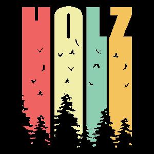 Holzfäller Wald