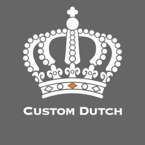 """Custom Dutch' Kroon"