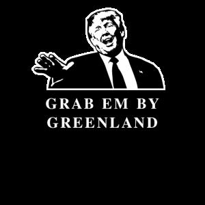 Trump Grönland Meme Angebot Dänemark