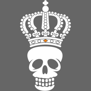 'Custom Dutch' Crowned Skull