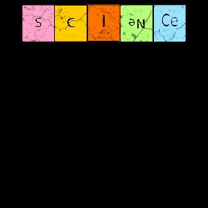 Science Wissnschaft Periodensystem Elemente