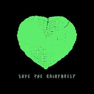 Save The Amazonia T Shirt Design
