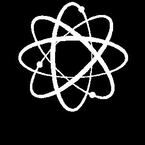 Atom Symbol, Atomsymbol, Atom Zeichen, Atomzeichen