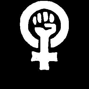 Feministen Symbol, Feministen Zeichen, Feministen,