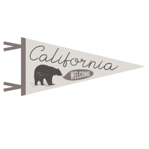 California Welcome