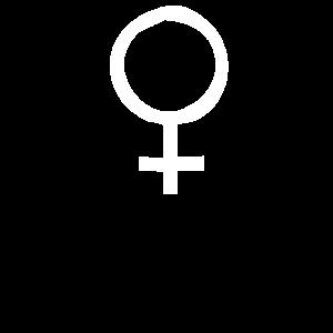 Weiblich, Weibchen, Weiblich Zeichen, Weiblich Sym