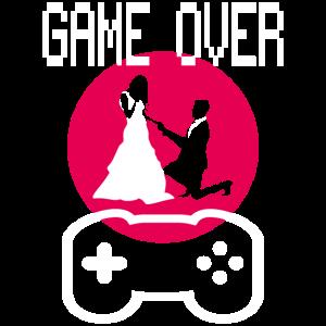 GAME OVER GAMER EHE