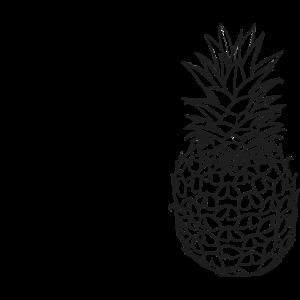 30 dreißig 30.Geburtstag 30er Ananas