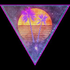 triangle black pixel