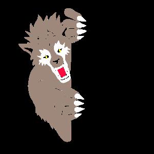 Werewolf Design Werwolf Outfit Lykanthropie