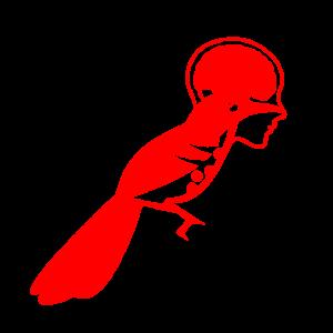Menschlicher Vogel