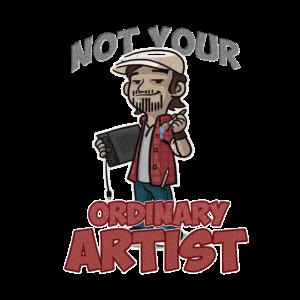 Zeichnen Kunst hobby Geschenk