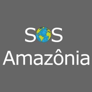 SOS the Amazon forest SAVE THE AMAZONAS
