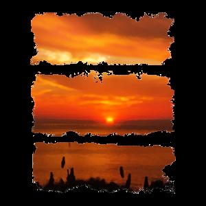 Sonnenuntergang Malerei