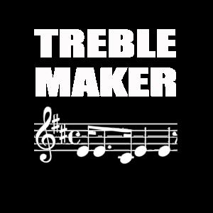 Treble Maker Musiker Pianist