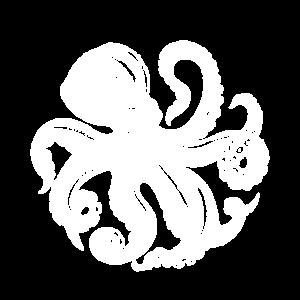 Oktopus Seeungeheuer