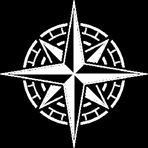 Windrose Kompass Seefahrt Stern