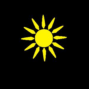 Sonne vermisst