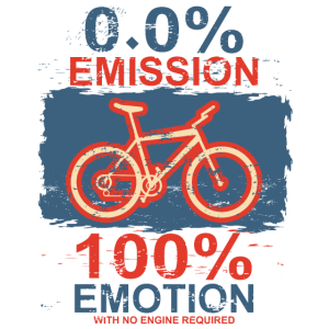0% EMISSION - 100% EMOTION