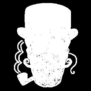 Gangster Boss Totenkopf