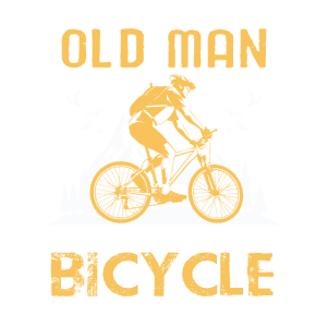 Never Underestimate an Old man with a Bicycle