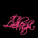 its ladies night spiegelung schatten tanzende meng