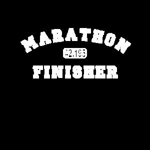 Marathon 42.195km Finisher Geschenkidee